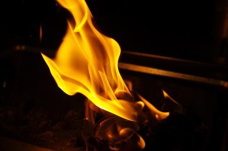 火免费股票照片