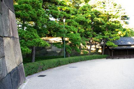 帝国东部花园免费库存照片