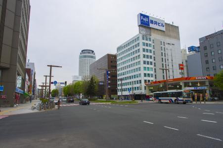 札幌石山街免费图片