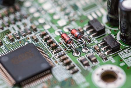 电子芯片板硬件关闭