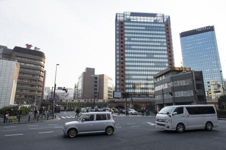 在秋叶原Manyōbashi免费图片