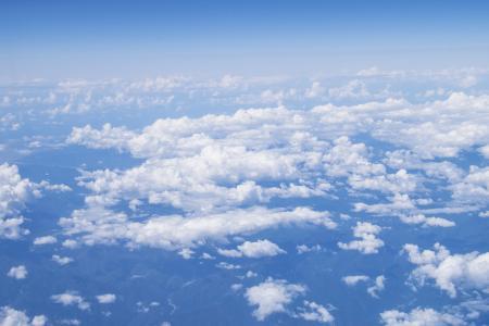 空中射击(天空/云)免费图片