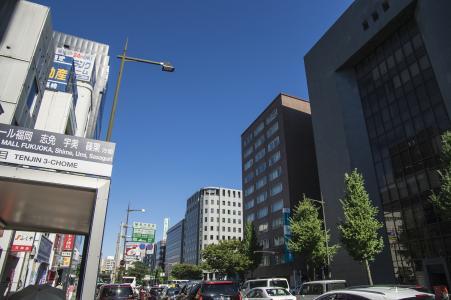 天神(福冈市)免费图片