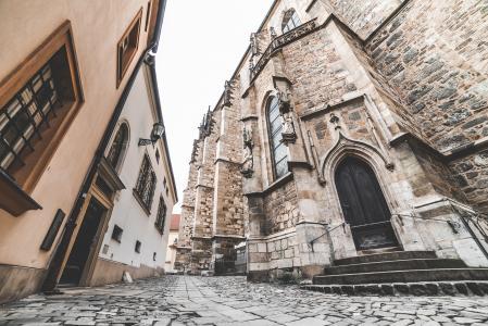 圣彼得大教堂和保罗在布尔诺,捷克共和国