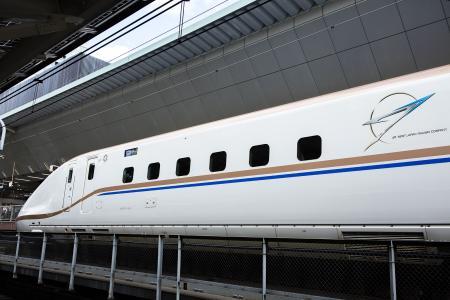 """北陆新干线E7系列""""Kagayaki""""免费图片"""