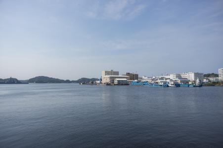 横须贺港免费图片