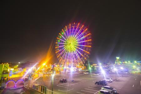 名古屋海港板料Rainlands免费图片
