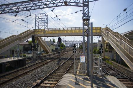 京成高砂站首页照片