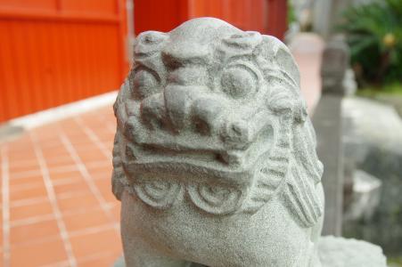 Shisa(Shuri Castle)免费图片